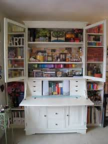 Narrow China Hutch Secretary Desks The Tallest Heaviest And Most Imposing
