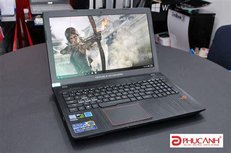 Asus Rog Gl553ve Fy404t Strix Vga Gtx 1050ti 4gb 8gb Ram Waranty gaming laptop asus rog strix gl553 đẹp hầm hố cấu h 236 nh