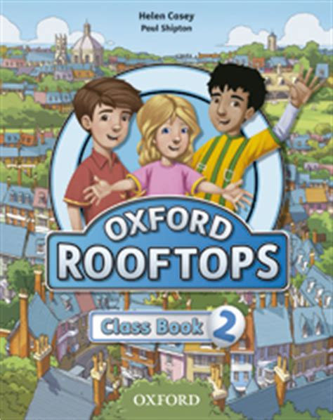 rooftops 6 class book oxford rooftops