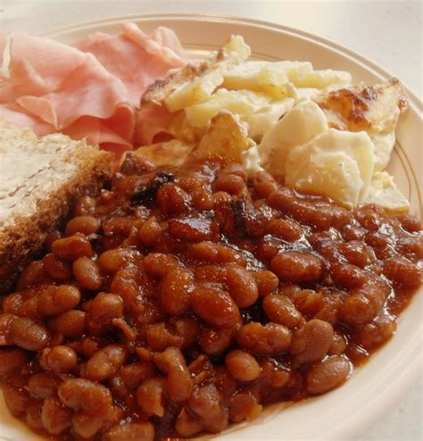 how to make vegetarian baked beans from scratch