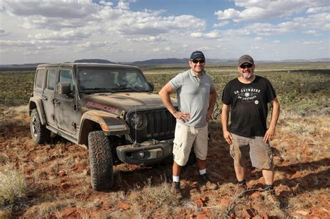 australian outback jeep jeep wrangler outback testing