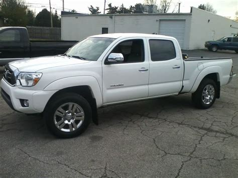 2014 Toyota Tacoma Cab 2014 Toyota Tacoma Cab Bed V6 5at 4wd In