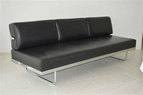 flat sofa bed flat lc5 sofa bed black