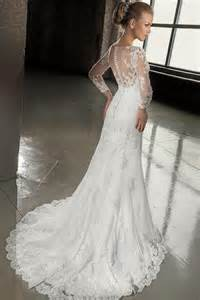 lace wedding dress long sleeves wedding by