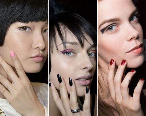 trend nail color 2014 spring summer 2014 nail polish trends fashionisers