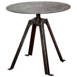 industrial rotating top table at 1stdibs