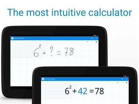 myscript calculator apk myscript calculator 1 2 2 479 apk android tools apps