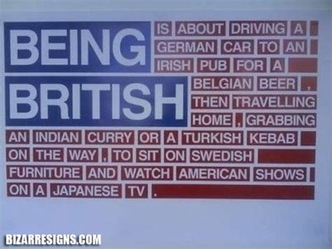 17 Best Images About Cheers To The Brits On - being quotes posters signs and stuff