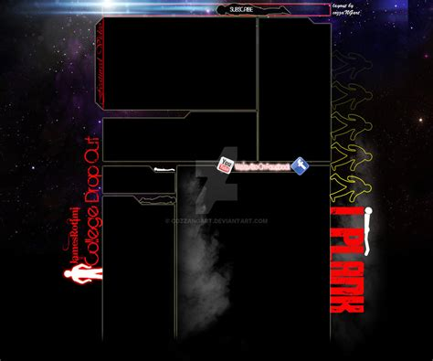 youtube layout august 2015 youtube layout for a planker by cozzangart on deviantart