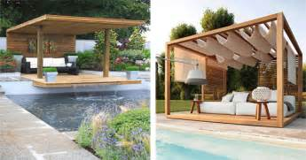 Southwestern Houses cool swimming pool cabanas intheswim pool blog