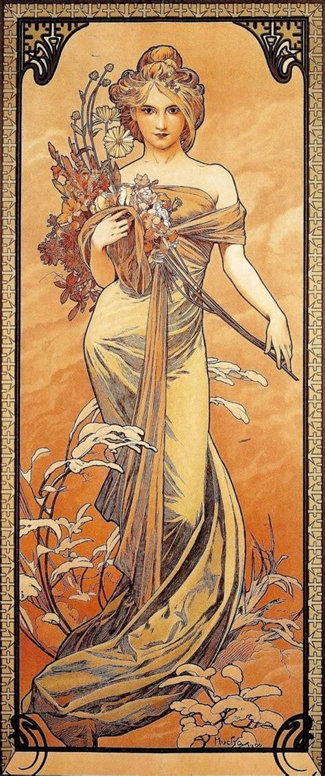 mucha biography artist art nouveau alphonse mucha and art on pinterest