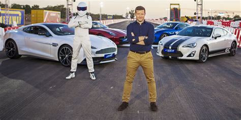 car news the latest motoring news bbc top gear bbc the getaway car first look at dermot o leary and former