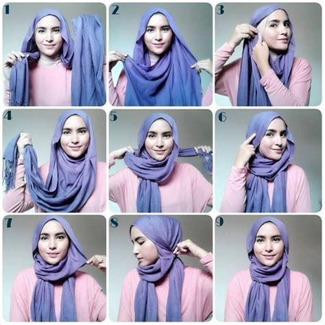 Pasmina Sing tutorial pashmina scarf zahratuljannah