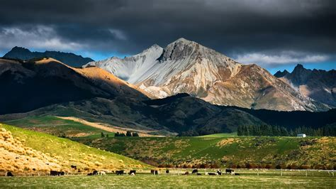 Landscape Photography Hd New Zealand Landscape Photography Wallpaper