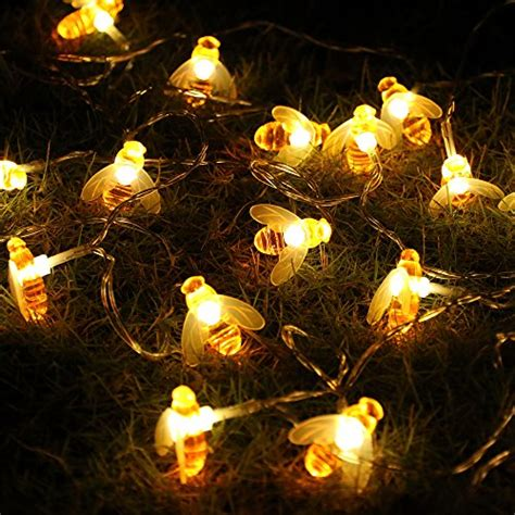 honey bee string lights erchen honeybee string lights er chen tm 10ft 20