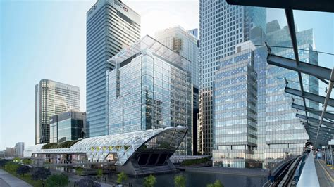 Office Space At Home by Current Projects Canary Wharf Group