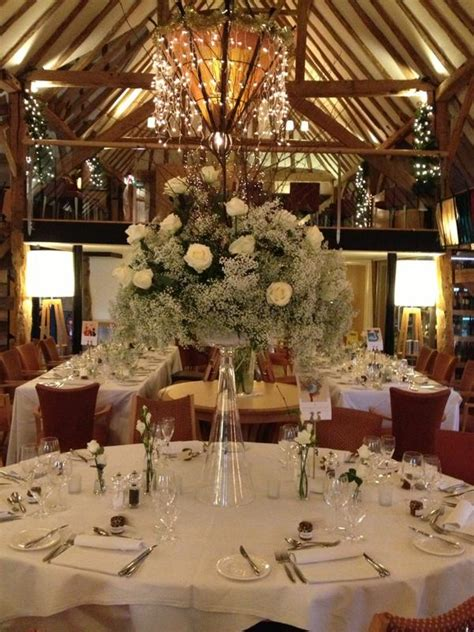 christmas wedding venues essex