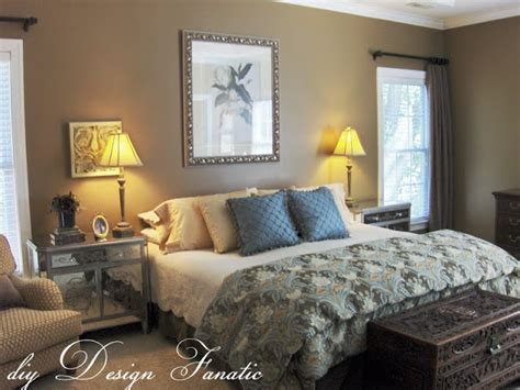 Diy Master Bedroom Decor diy design fanatic decorating a master bedroom on a budget