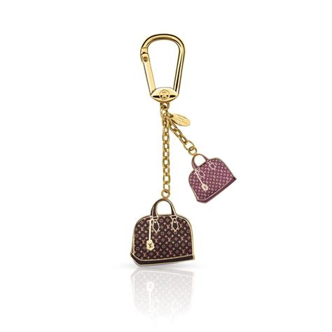 images  louis vuitton purse charms key