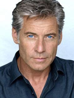 Men successmodels grey hair men bing images see more from style of the