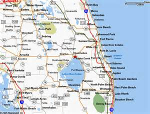 Florida Map Directions by Florida Rv Camping Resort Lake Okeechobee Florida