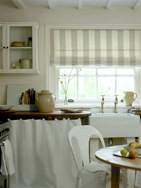 country kitchen and blind kitchen - Country Kitchen Blinds