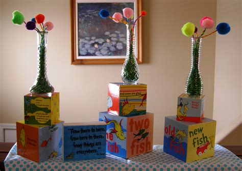 busy lizzy s dr suess party decorations