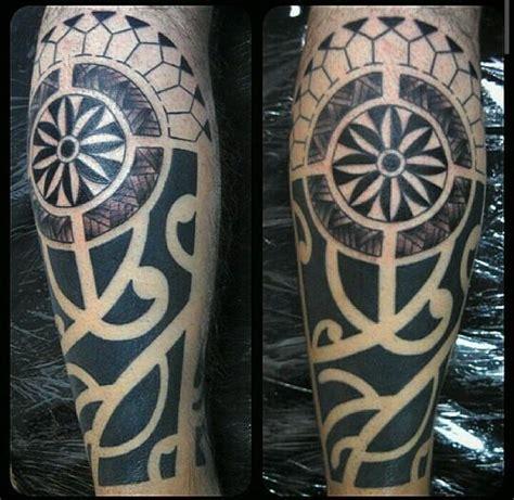 tattoo tribal na perna tattoo maori na perna foto 9269 mundo das tatuagens