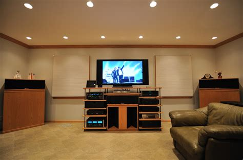 make your living room sound like a theater