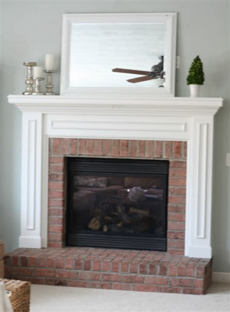How To Get Paint Off Brick Fireplace how to whitewash brick sand and sisal