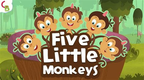 libro five little monkeys jumping 52 best cuddle berries nursery rhymes images on