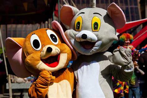 Motif Kucing Bendera Amerika kostumbadut spesialist produsen kostum badut terlengkap