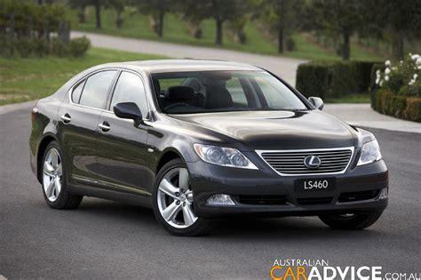 2007 Lexus Models Gallery