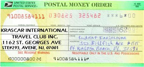 Money Order From Post Office by Post Office Money Order Fee Bliss Acres Farm Payment