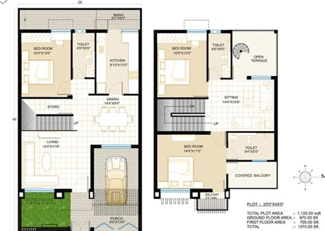 house design 30 x 45 home design 25 x 50