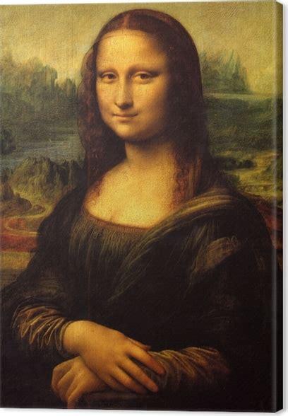 cuadros de la mona lisa cuadro en lienzo leonardo da vinci mona lisa pixers
