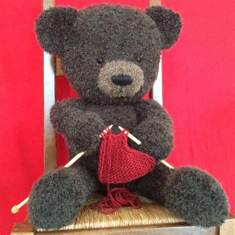 Ours Au Crochet Modèle Gratuit