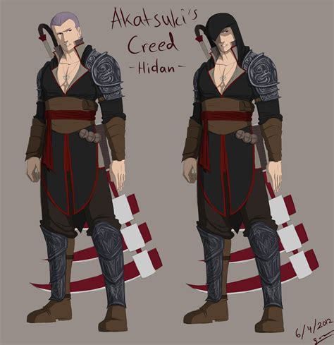 hidan and kakuzuz favourites by chan1496 on deviantart