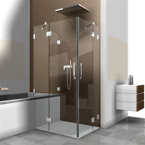 Dusch Faltwand Badewanne by Dusch Badewanne Mit Duschabtrennung Artweger Twinline