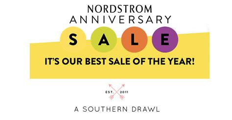 Nordstroms Anniversary Sale Ends July 31st by 2017 Nordstrom Anniversary Sale Access A Southern