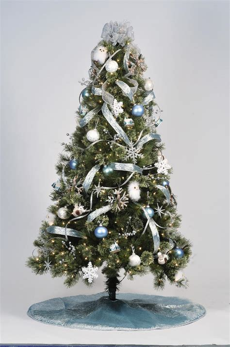 jaclyn smith midnight clear christmas tree decorating kit