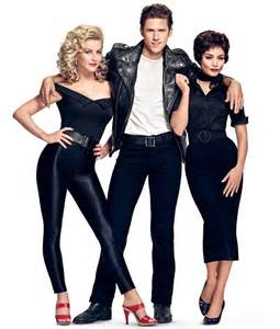 grease live all about the costumes instyle