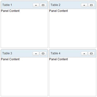 column layout zk zk zk component reference layouts tablelayout