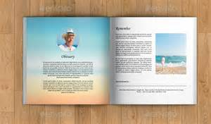 Free Booklet Template by 20 Funeral Booklet Templates Free Psd Ai Vector Eps