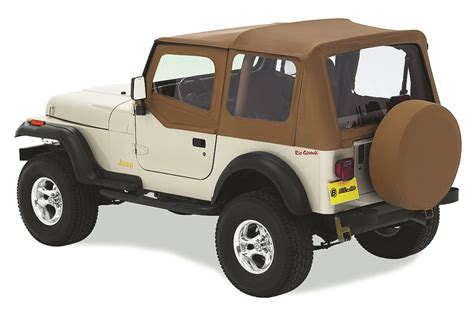 1998 Jeep Wrangler Soft Top Replacement Bestop 174 51121 37 Spice Replace A Top Soft Top Clear