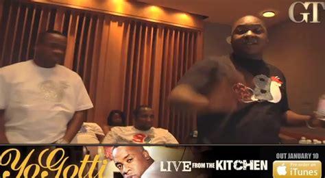 Yo Gotti Live From The Kitchen Album Zip by Yo Gotti Quot Live From The Kitchen Quot Vlog Feat Jadakiss
