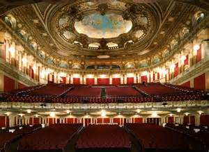 beautiful theaters around the world on opera