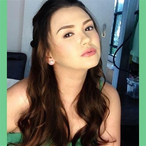 hair of agilica panganiban angelica panganiban hairstyle hairstyles by unixcode