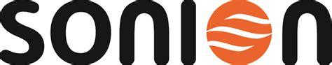 sonion black orange logo cmyk colsan microelectronics