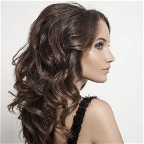 root perm magnificent perms for medium length hair that give a cool look